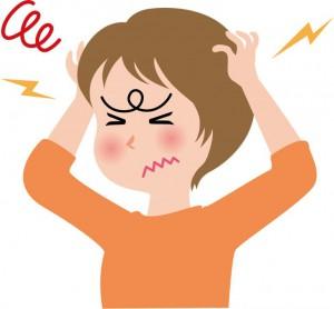 交通事故後はむち打ち症等の痛み以外にも精神的にも辛い