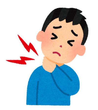 追突事故に遭われた際の頭痛・首の痛み