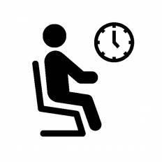 ムチ打ち治療で病院ではなく当院が選ばれる理由②待ち時間の短縮(準予約制)