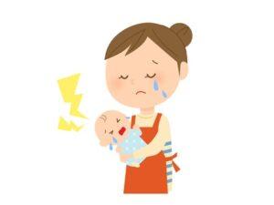 円形脱毛症の原因④出産後の女性ホルモンの変化